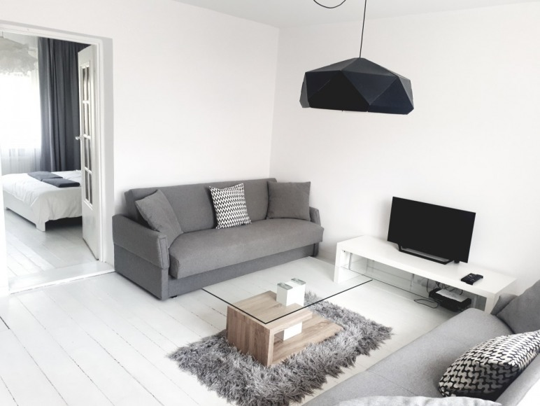 Apartament z Ogrodem Sopot blisko plaży parter dom