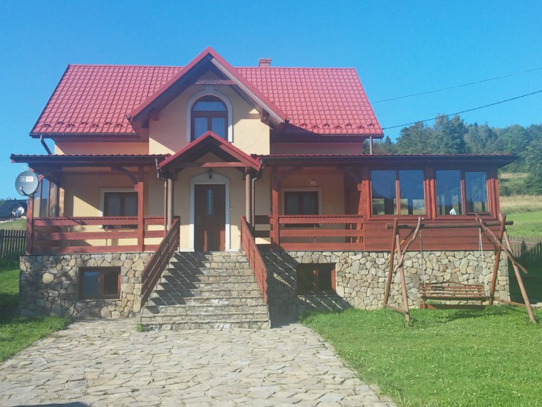 nocleg Kasina Wielka dom Jarek
