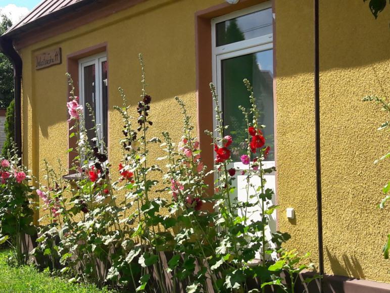 Dom w stylu retro