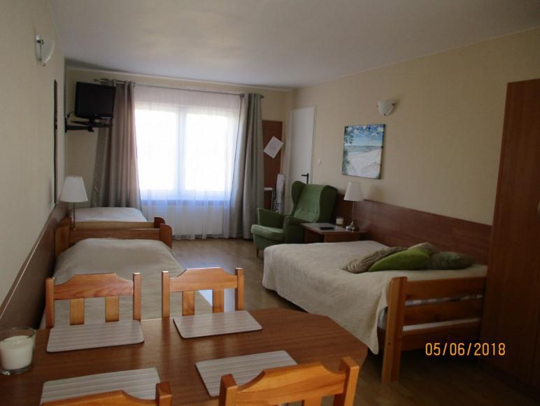 pokój nr 7, 4 -osobowy
