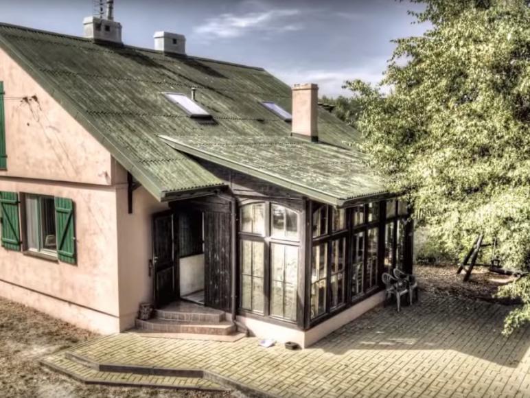 Dom z Werandą