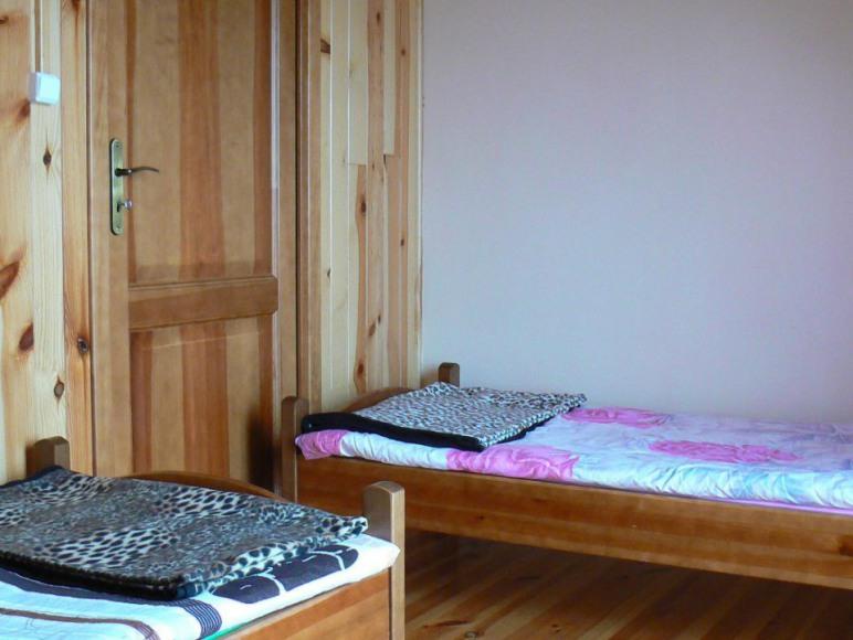 sypialnia - 2 łóżka 1 osobowe