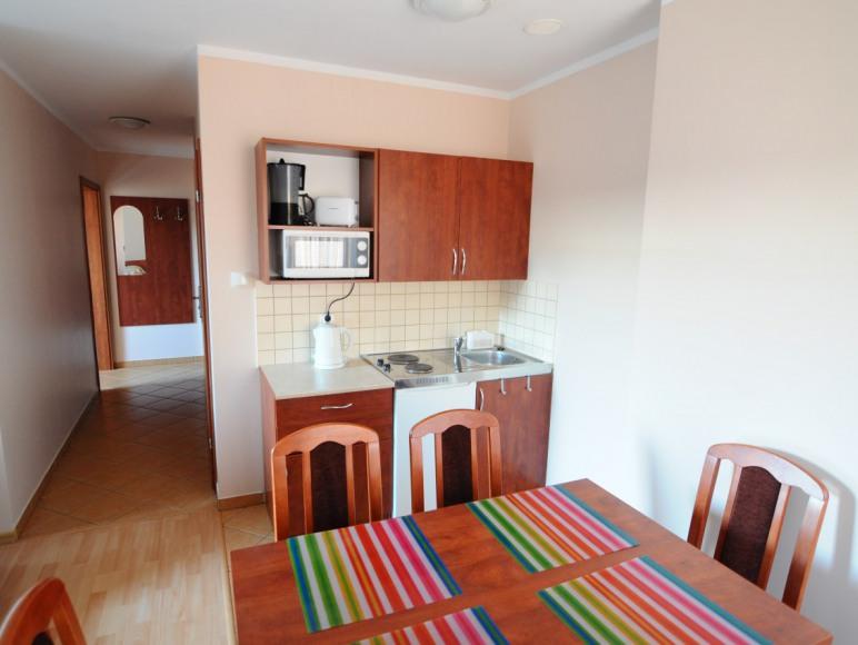 Aneks kuchenny apartament rodzinny