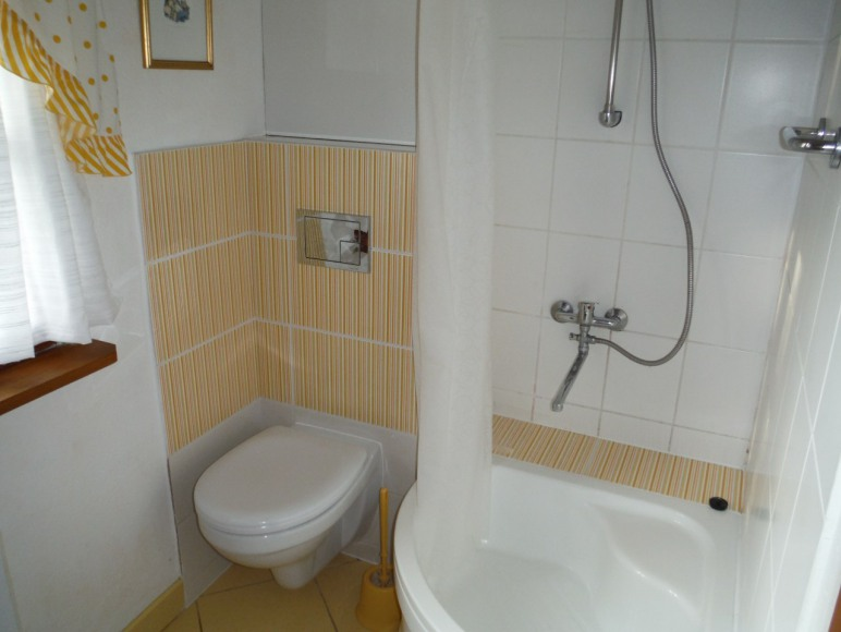 Dom pod Modrzewiem - łazienka
