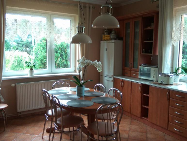 kuchnia dla gości...