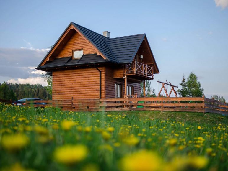Podhalański Domek u Magdusi i Marcina (całoroczny)