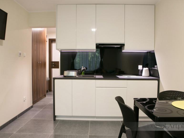 studio 223, wyposażona kuchnia