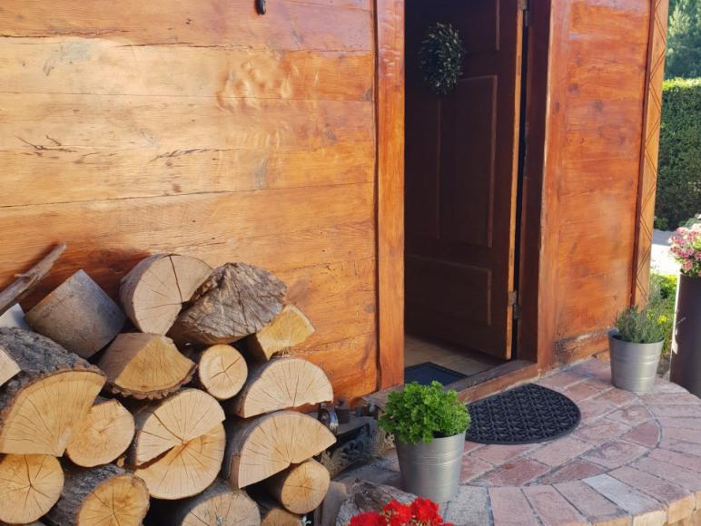 Stary Domek - Wejście