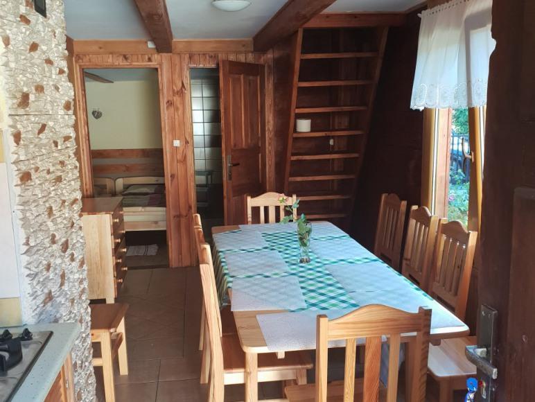 Stary Domek - Kuchnia/Jadalnia