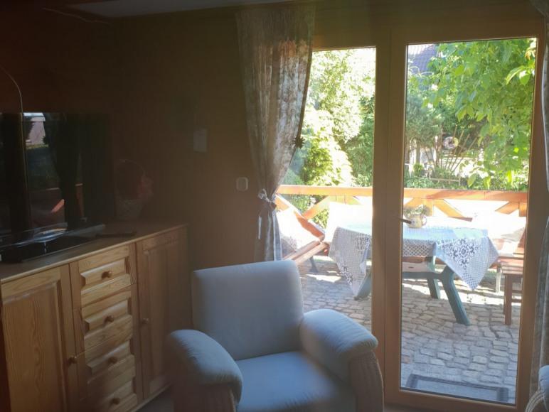 Stary Domek - Pokój dzienny
