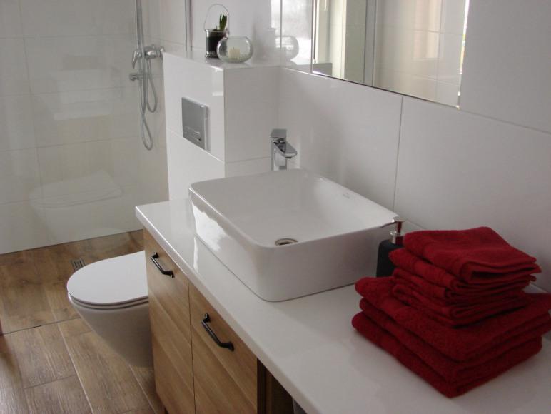 U Zuzanny - jedna z 4 łazienek