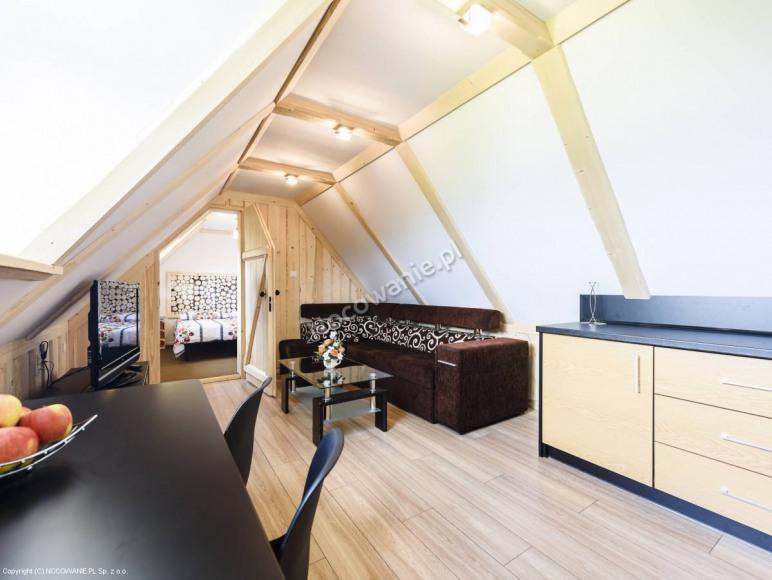 apartament Zuza - salon