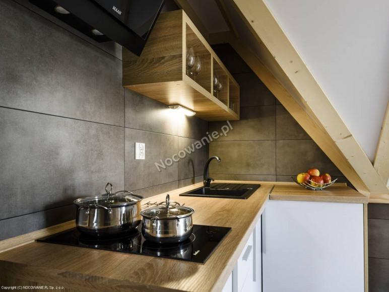 apartament Klaudia - aneks kuchenny