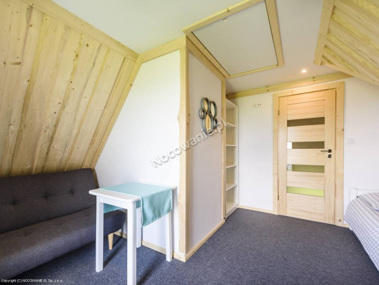 apartament Klaudia - pokój