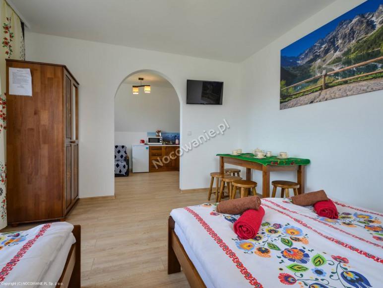Apartament Widokowy 4 osobowy