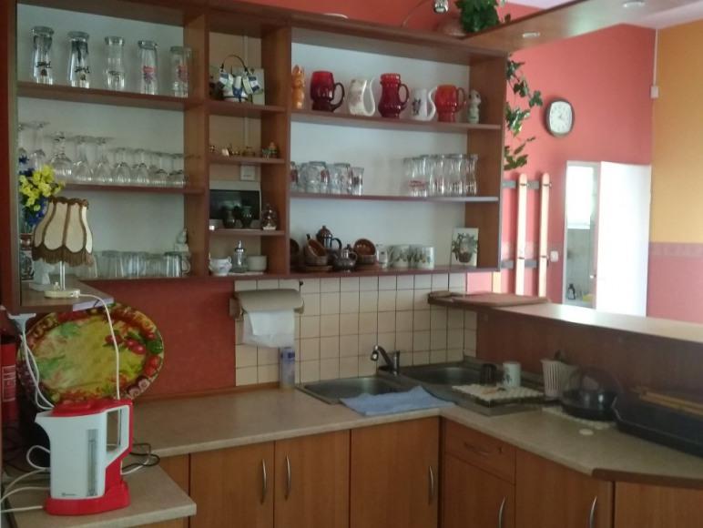 Aneks kuchenny w pokoju