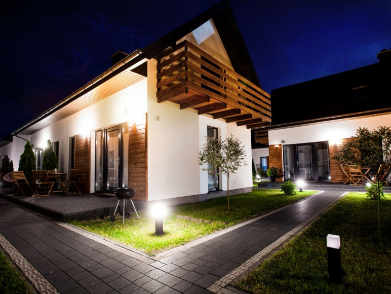 Akacjowa - domki i apartamenty