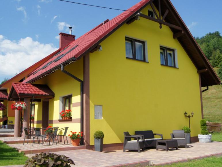 Apartamenty i pokoje w Zawoi - Dorota Miśkowiec