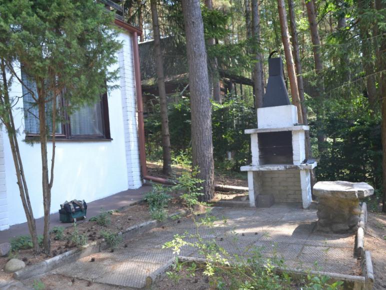 Dom na Mazurach, sauna, ping-pong, dart, rowery