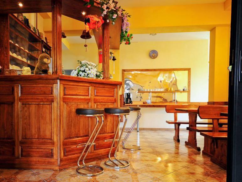 Restauracja w Domu Wczasowym Pelikan