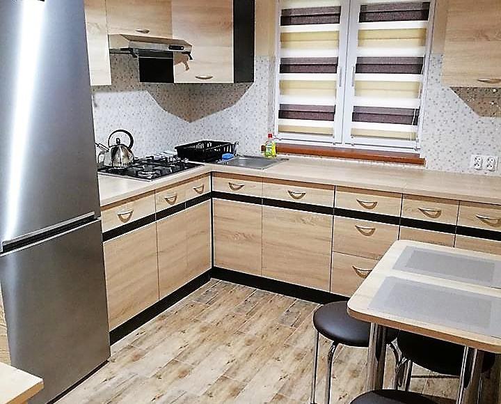 Kuchnia Domek Szary