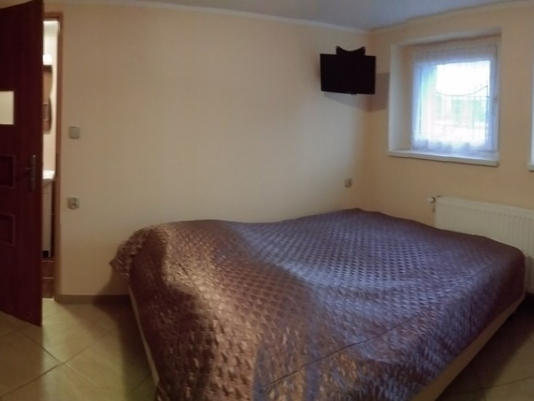 Pokój nr 7 dla dwóch osób.