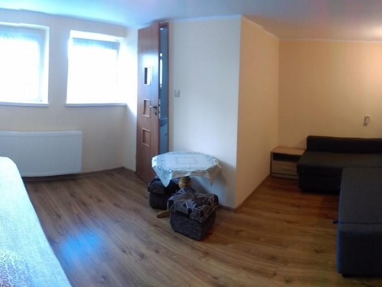 Pokój nr 6 dla trzech osób.