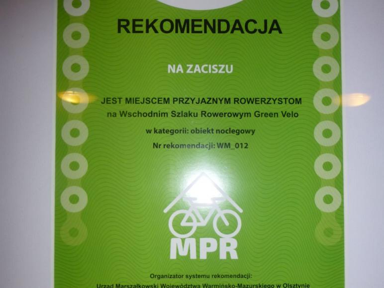Green Velo, szlak rowerowy