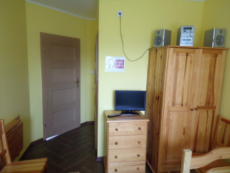 pokój cytrynowy