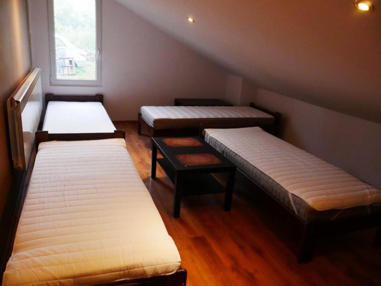 pokój czteroosobowy nr.4