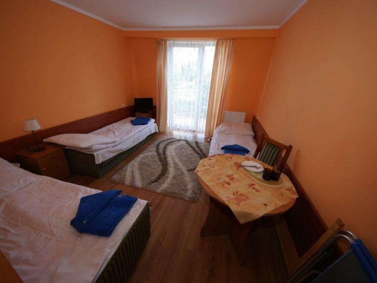 Ośrodek Wypoczynkowy Lazur w Poddąbiu