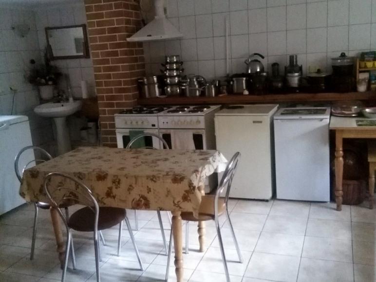 Ogólnodostępna kuchnia.