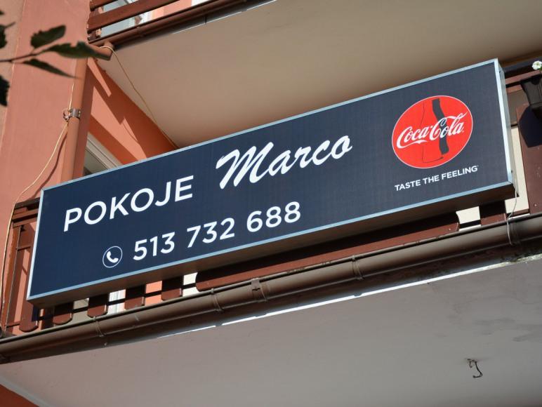 Pokoje Marco