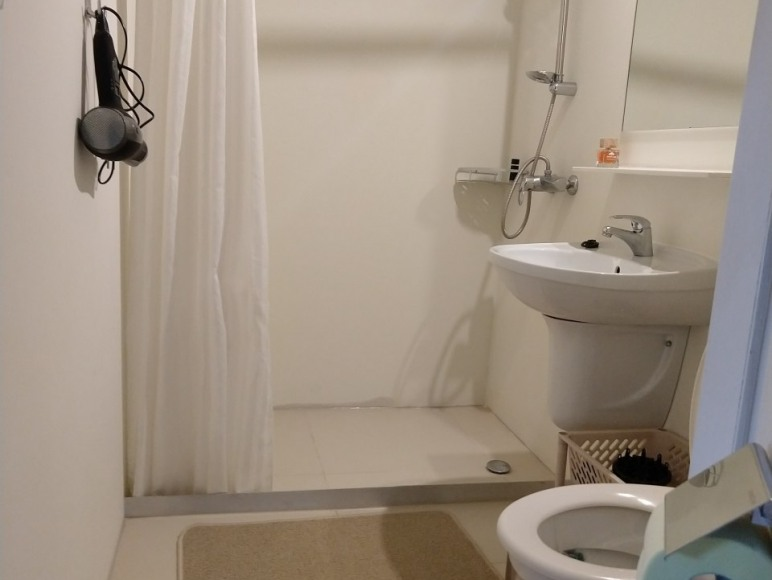 Łazienka do pokoju 4 os