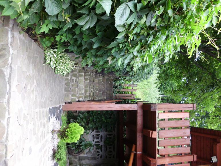 wejście do pokoi nr 1 i 2
