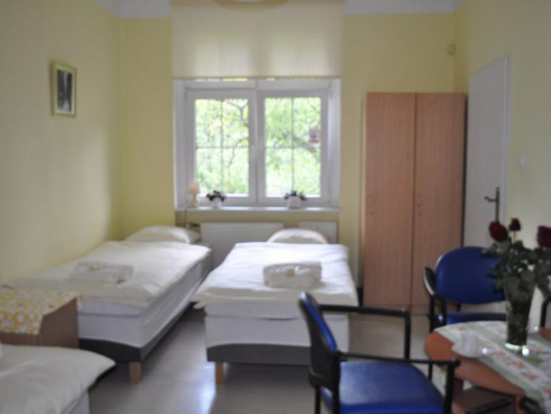 Pokój trzyosobowy Nr 2