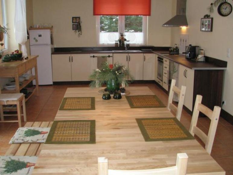 Duży Dom - kuchnia