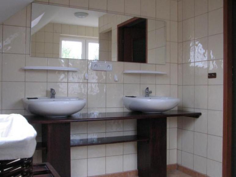Duży Dom - łazienka