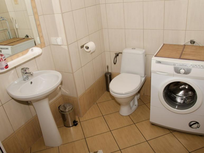 Rohatka I - łazienka