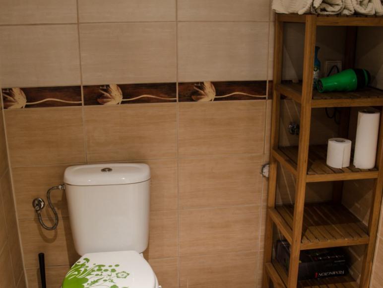 Rohatka II - łazienka