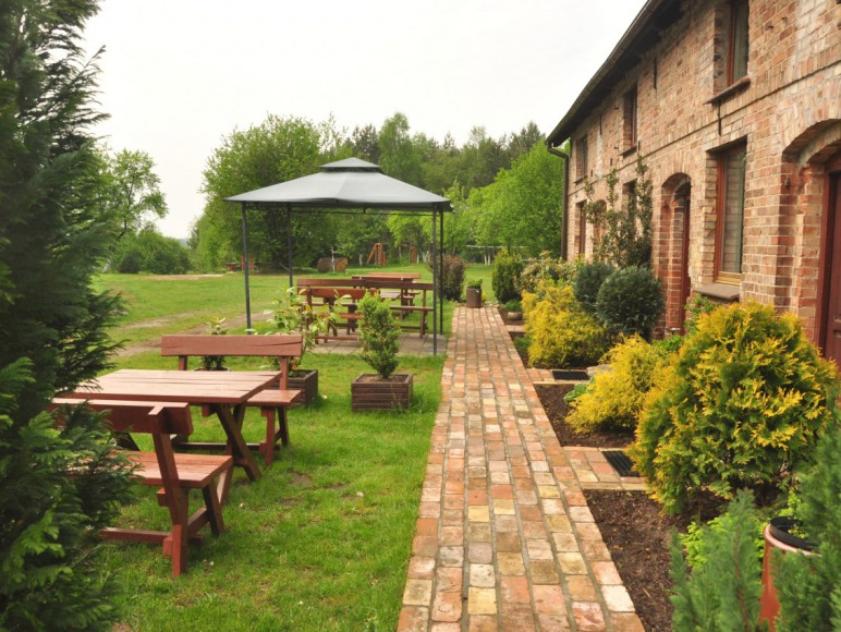 Dom agroturystyczny