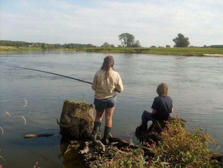 Idealne miejsce dla rybaków w każdym wieku