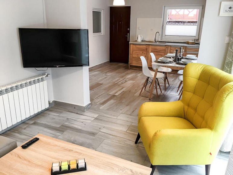 apartament Superior domek