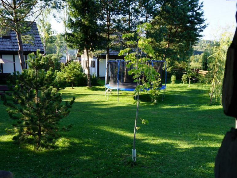 Całoroczne Domki w Bieszczadach