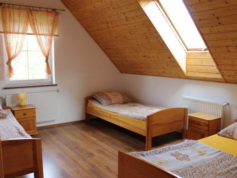 Domek 14-os sypialnia 4-os