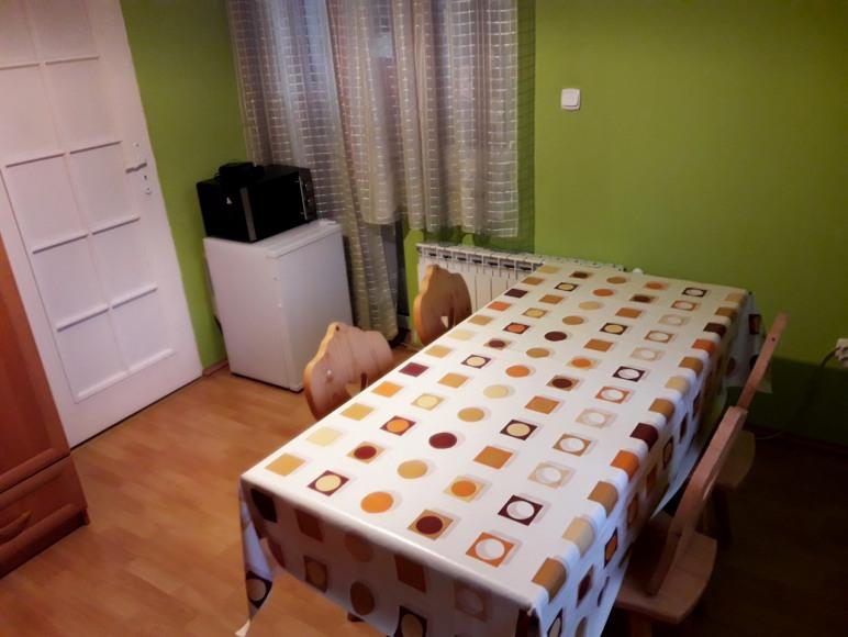 Piętro rodzinne - kuchnia