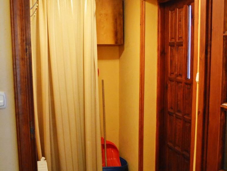 narciarnia/wejście do apartamentu/