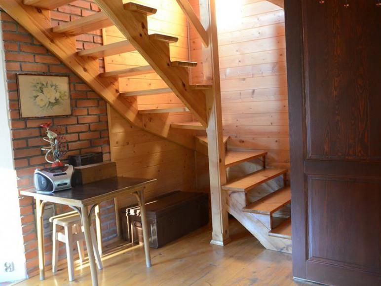 Domu z drewna