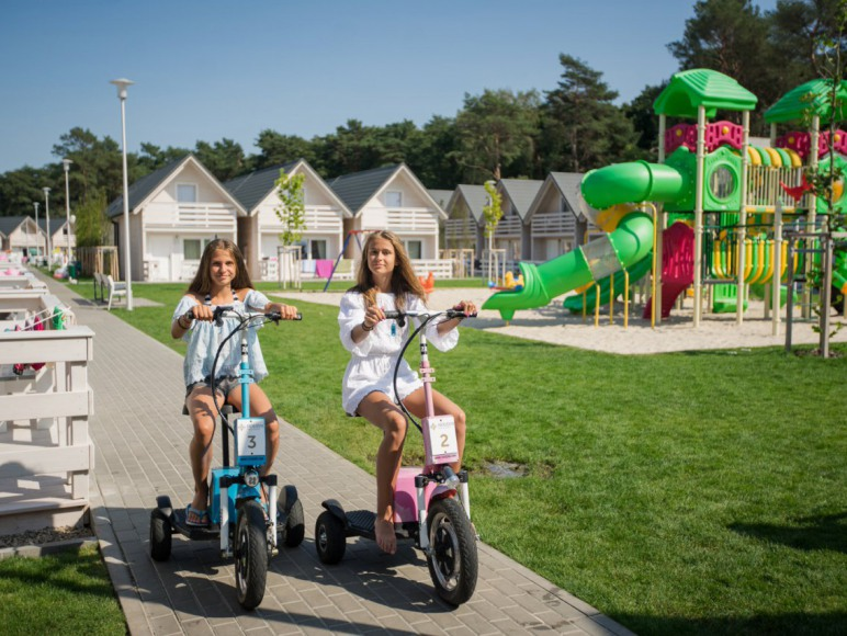 Holiday Park & Resort Niechorze *Super raty!
