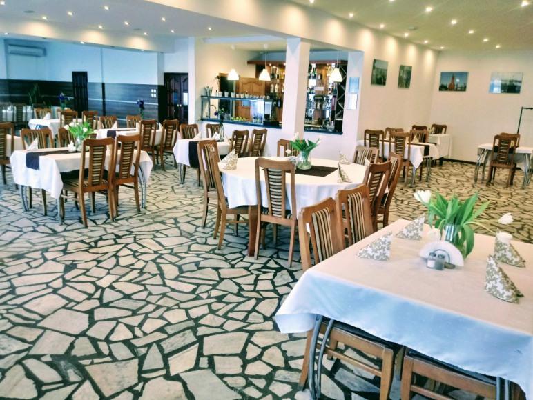 Restauracja Hotel Miłosz Fitness & SPA